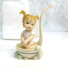 My Little Kitchen Fairies BUBBLE TROUBLE FAIRIE Washing Ladel Angel Fairy Girl