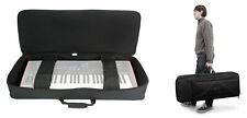 Rockville Best Bag 49 Padded Keyboard Gig Bag Case for Alesis Vortex Wireless 2