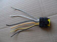 Toma eléctrico conector bujía renault megane scenic sistémico motor ventana