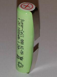 Ersatz Akku -Spezial- für Haarschneidemaschine Wella Contura HS61 Haartrimmer
