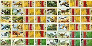 DINOSAURS Orbis Series 1 Cards (INDIVIDUAL 'Swap It!' 1993)