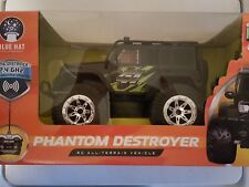 Phantom Destroyer Blue Hat All Terrain RC Vehicle New