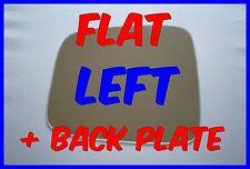 VAUXHALL FRONTERA 1998-2004  LEFT  DOOR MIRROR GLASS FLAT BACK PLATE