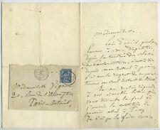 Ambroise THOMAS (Composer): Group of Four Autograph Letters