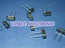 HC-49S Crystal Oscillator 20 Value Assorted 4MHZ ~ 32MHZ 48MHZ HC-49/US 100pcs