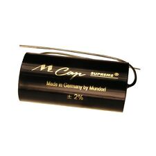 Mundorf MCap SUPREME 0,1uF 1400V High End Kondensator  0,10uF capacitor 851595