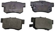 FOR HONDA CIVIC ES9 EP2 EP4 EU6 EU8 EU9 EV1 EP3 1.3 1.6 1.7 2.0 BACK BRAKE PADS