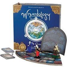 wizards' Sababa Wizardology Deluxe Board Game wizardry Magical Fantasy Game!