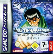 Gameboy Advance *SP NDS Yu Yu Hakusho Spirit Detective NEU