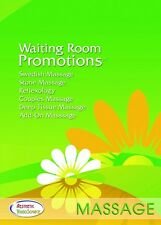 Waiting Room Promotions Massage & Spa Video On DVD