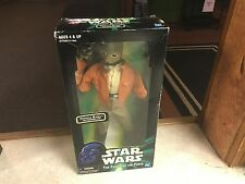 "2001 Hasbro Star Wars Power of the Force PONDA ""BOCG"" BABA 12"" Action Figure MIB"