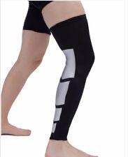 Men Women Leg Support Knee Brace Varicose Veins  Compression Socks Stocking SFC