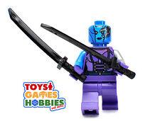*NEW* LEGO Nebula Minifigure Weapons Guardians Galaxy Knowhere Mission 76020