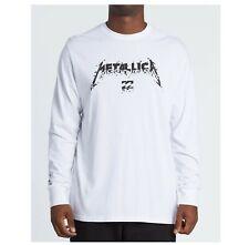 New X-Large Billabong Metallica AI Andy Irons LS Tee Shirt