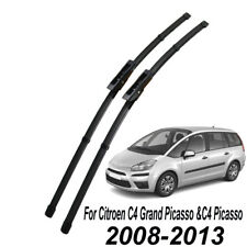 "Pair 30"" Front Windscreen Wiper Blades Fit For Citroen C4 Grand Picasso 08-13"
