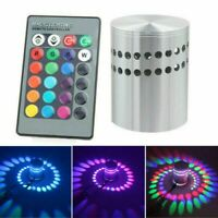 LED Wall Light Indoor Luminaire Modern Style Bedroom Club Bar Background Lamp