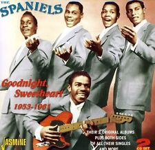 The Spaniels - Goodnight Sweetheart [New CD]