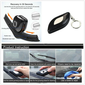 Universal Car Wiper Restorer Windshield Wiper Repair Tool kit Blade Scratches