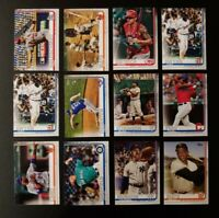 2019 Topps Update PHOTO IMAGE VARIATION SHORT PRINT You Pick Complete Your Set
