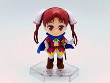 """Accel World Mini Figure Aprox 3"""" Plastic Some assembly Required- Yuniko Kozuki"""