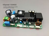 ICE125ASX2 Power Amplifier Board Dual Channel Digital Audio HiFi Amp Module