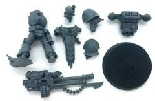Chaos Space Marines Daemonkin ARMED WITH AUTOCANNON Shadowspear J