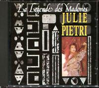 JULIE PIETRI - LA LEGENDE DES MADONES - CD ALBUM [280]