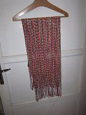 sciarpa MISSONI in fettuccia multicolor  in ottime condizioni !!!