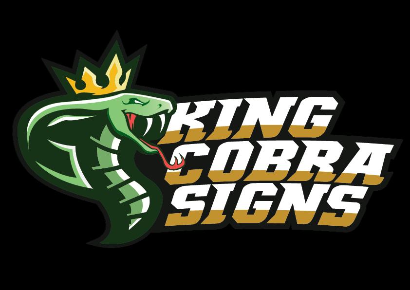 King Cobra Signs