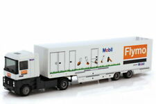1:87 Renault AE Renntransporter-Szg - Team Flymo Mobile Espace + Competition