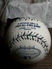 2008 RAWLINGS MLB ALL STAR OFFICIAL GAME BASEBALL SOUVENIR YANKEES