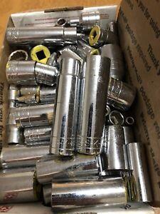 SAE socket lot used.