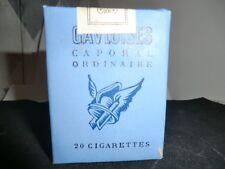 Faux paquet de cigarettes gauloises 1950 - farces et attrapes insolite original