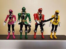 L@@K Power Rangers Super Megaforce Action Figures Lot Bundle
