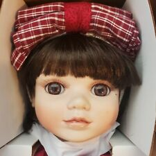 """MARIE OSMOND 24"""" Porcelain Doll W/Box-Annette Funicello I LOVE YOU BEARY MUCH"""
