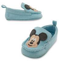 Disney Store Mickey Mouse Layette Crib Baby Costume Shoes Size 6 12 18 Months
