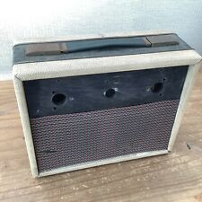 Small Vintage Case Suitable For Bedroom Guitar Valve Amp Project