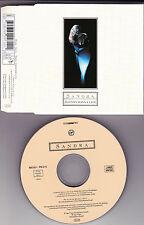 MAXI CD SINGLE 3 TITRES SANDRA JOHNNY WANNA LIVE DE 1992 TBE