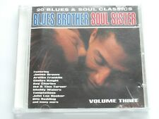 Blues Brother Soul Sister (CD Album) Used Good