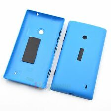 REAR BACK DOOR HOUSING BATTERY COVER FOR NOKIA LUMIA 520 #H-477_BC_BLUE
