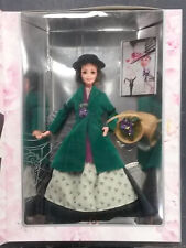 BARBIE MY FAIR LADY ELIZA DOOLITTLE NRFB COLLECTOR EDITION GREEN OUTFIT