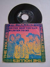SP 2 TITRES VINYL 45T ,THE HOLLIES , DO THE BEST TO YOU . VG  / VG . EMI 5733 .