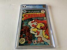 SANDMAN 3 CGC 9.4 MASTER OF NIGHTMARES JACK KIRBY DC COMICS 1975