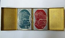 BP - Shell 1950's Double Pack Playing Cards Shell Mex House Waddingtons Sealed