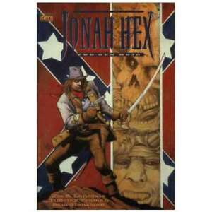 Jonah Hex: Two-Gun Mojo Trade Paperback #1 in NM + condition. DC comics [*ma]