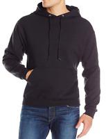 JERZEES Men's Hoodie Fleece Pullover Hooded Sweatshirt NuBlend Size 4XL-5XL New
