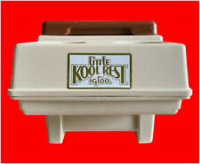 Vintage Little Kool Rest by Igloo Console Car Cooler with Cup Holders