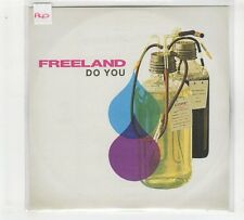 (GP928) Freeland, Do You - 2009 DJ CD