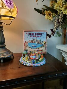 NEW YORK EXPRESS Wind Up Toy with Original Box