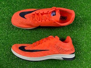 Nike Zoom Streak LT 4 Spike-Flat Track Running Shoes Mango (SZ) AQ3610-800